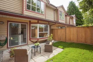 Photo 10: 3 1588 DUTHIE AVENUE in Burnaby: Simon Fraser Univer. Townhouse for sale (Burnaby North)  : MLS®# R2305308