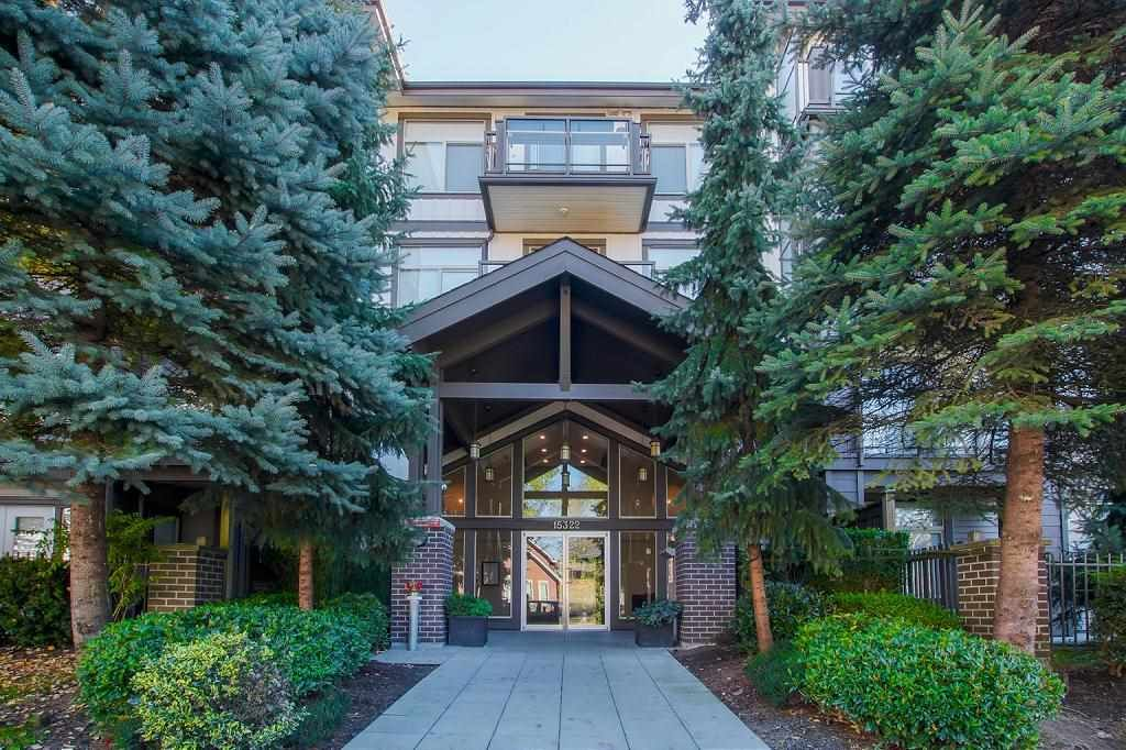Main Photo: 418 15322 101 Avenue in Surrey: Guildford Condo for sale (North Surrey)  : MLS®# R2305760