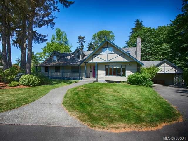 Main Photo: 1856 Carlyle Cres in CAMPBELL RIVER: CR Willow Point House for sale (Campbell River)  : MLS®# 703591