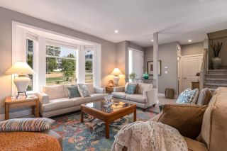 """Photo 5: 102 1392 TRAFALGAR Street in Coquitlam: Burke Mountain Townhouse for sale in """"The Towns"""" : MLS®# R2604465"""