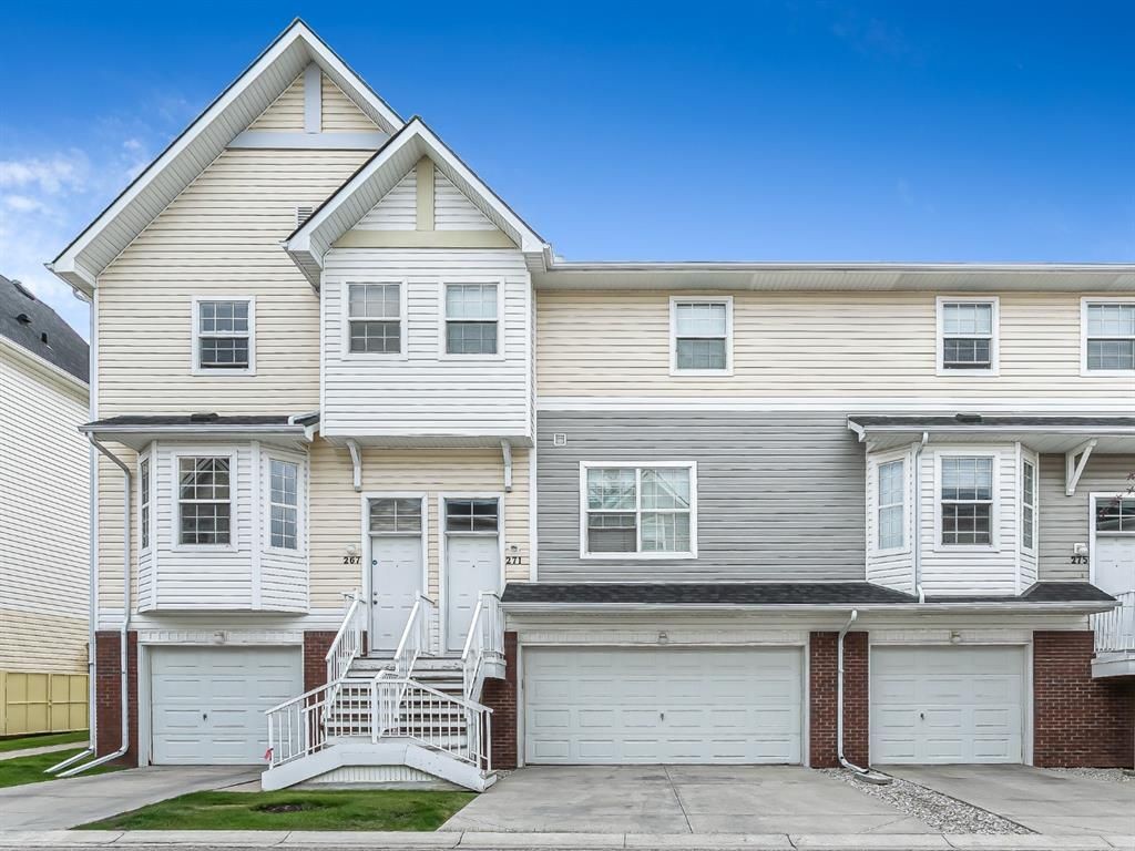 Main Photo: 271 Prestwick Acres Lane SE in Calgary: McKenzie Towne Row/Townhouse for sale : MLS®# A1142017