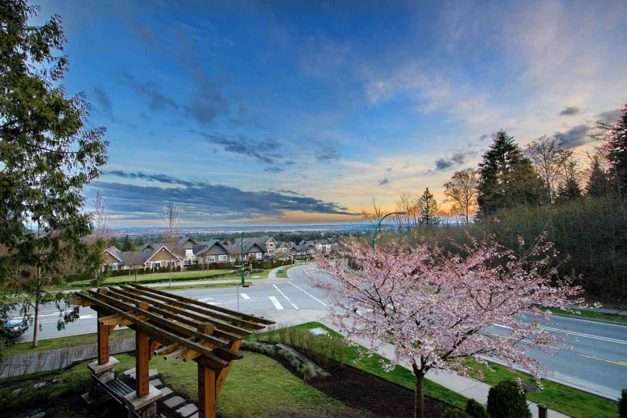 Main Photo: 85 1305 SOBALL Street in Coquitlam: Burke Mountain Townhouse for sale : MLS®# R2276784