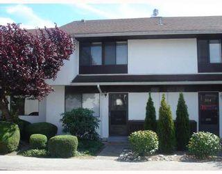 """Photo 1: 303 9411 GLENDOWER Drive in Richmond: Saunders Townhouse for sale in """"GLENACRES VILLAGE"""" : MLS®# V778179"""