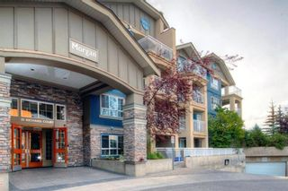 Photo 2: 414 35 Richard Court SW in Calgary: Lincoln Park Apartment for sale : MLS®# A1084480