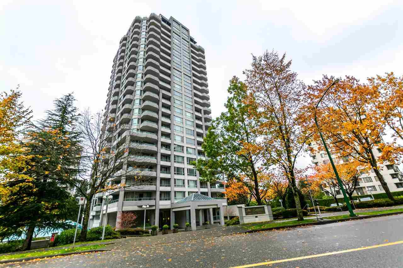 Main Photo: 1300 4825 HAZEL Street in Burnaby: Forest Glen BS Condo for sale (Burnaby South)  : MLS®# R2117231