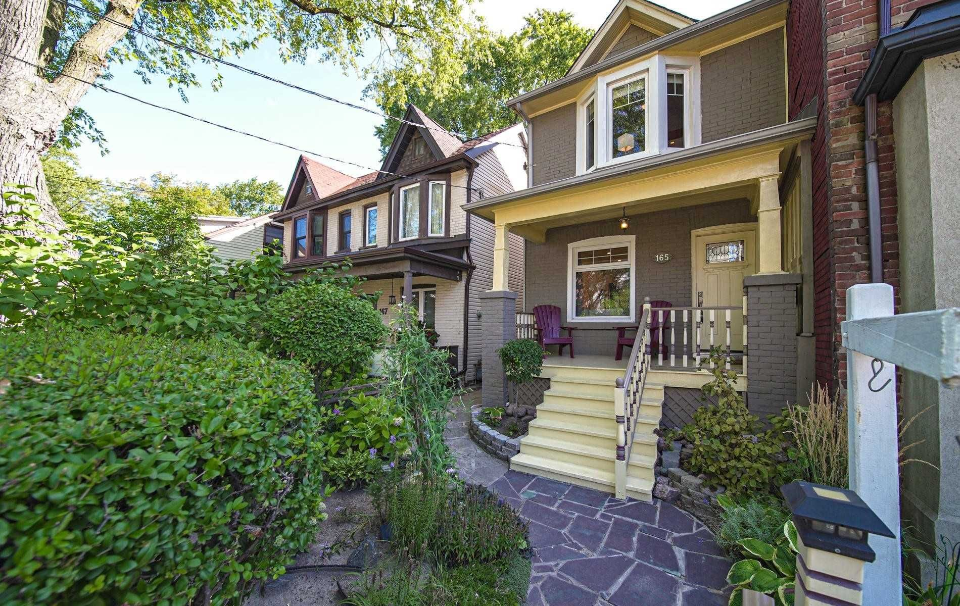 Main Photo: 165 Munro Street in Toronto: South Riverdale House (2-Storey) for sale (Toronto E01)  : MLS®# E4562412