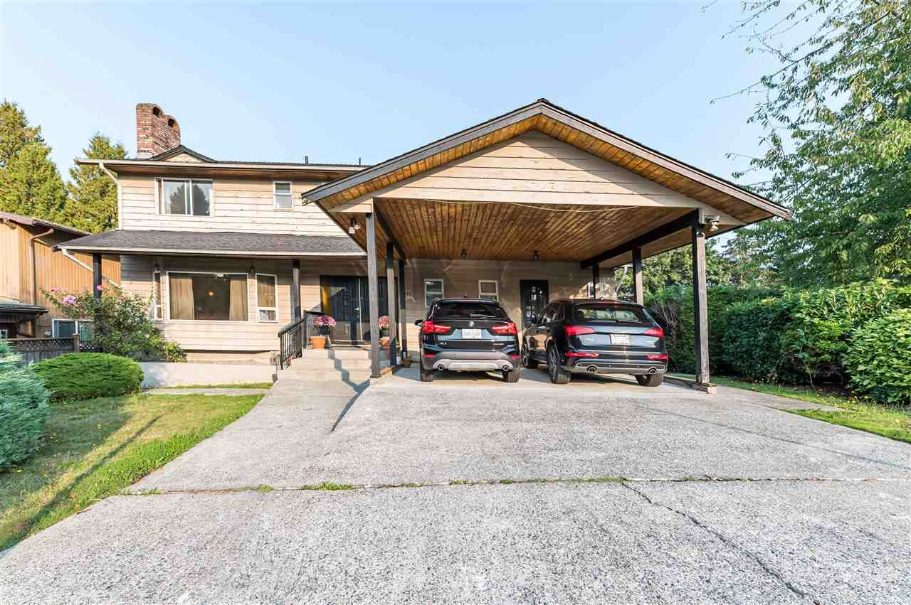 Main Photo: 4984 BEAMISH Court in Burnaby: Forest Glen BS House for sale (Burnaby South)  : MLS®# R2563151