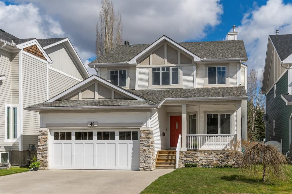Main Photo: 48 Moreuil Court SW in Calgary: Garrison Woods Detached for sale : MLS®# A1104108