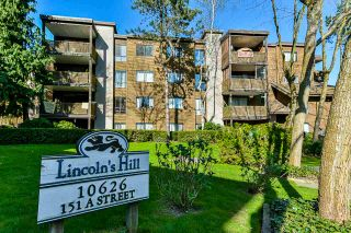 """Photo 1: 304 10626 151A Street in Surrey: Guildford Condo for sale in """"Lincoln's Hill"""" (North Surrey)  : MLS®# R2568099"""