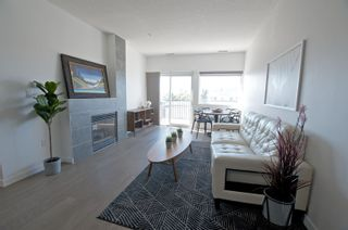 Photo 6: 408 11203 103A Avenue in Edmonton: Zone 12 Condo for sale : MLS®# E4261673
