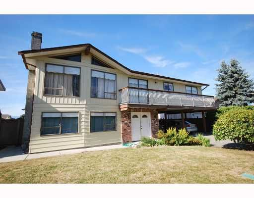 Main Photo: 8351 DEMOREST Place in Richmond: Saunders House for sale : MLS®# V775003