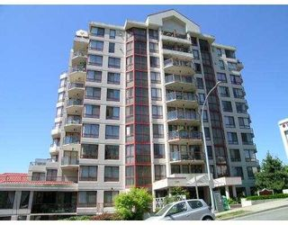 """Photo 1: 405 220 11TH Street in New_Westminster: Uptown NW Condo for sale in """"QUEEN'S COVE"""" (New Westminster)  : MLS®# V649654"""