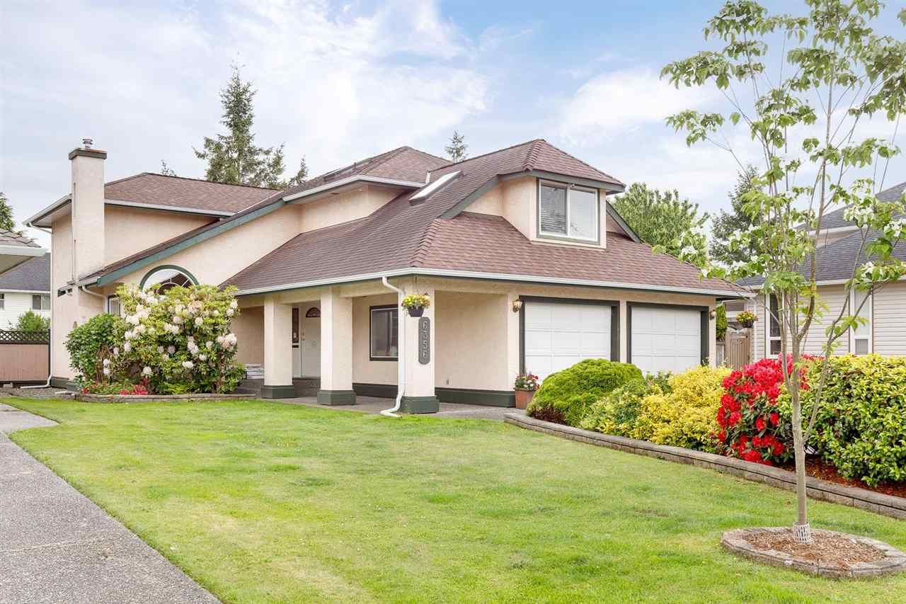"""Main Photo: 6356 187A Street in Surrey: Cloverdale BC House for sale in """"Eagle Crest"""" (Cloverdale)  : MLS®# R2586904"""