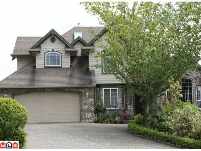"""Main Photo: 36282 SANDRINGHAM Drive in Abbotsford: Abbotsford East House for sale in """"CARRTINGTON ESTATES"""" : MLS®# F1016618"""