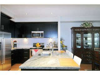 """Photo 6: 144 1460 SOUTHVIEW Street in Coquitlam: Burke Mountain Townhouse for sale in """"CEDAR CREEK"""" : MLS®# V1049640"""