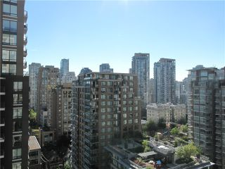 """Photo 15: 1807 1001 HOMER Street in Vancouver: Yaletown Condo for sale in """"The Bentley"""" (Vancouver West)  : MLS®# V1076353"""