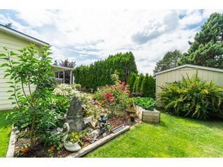"""Photo 18: 110 3665 244 Street in Langley: Otter District Manufactured Home for sale in """"Langley Grove Estates"""" : MLS®# R2383716"""
