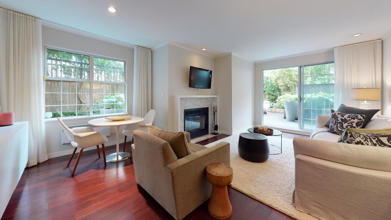 """Main Photo: 104 925 W 15TH Avenue in Vancouver: Fairview VW Condo for sale in """"The Emperor"""" (Vancouver West)  : MLS®# R2500079"""