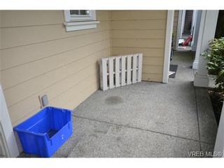 Photo 13: 110 842 Brock Ave in VICTORIA: La Langford Proper Row/Townhouse for sale (Langford)  : MLS®# 739527