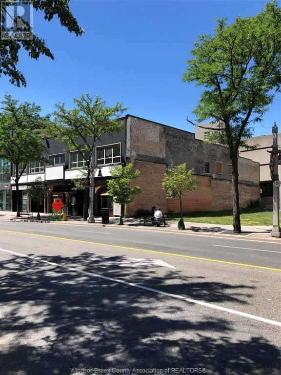 Main Photo: 415 & 429 OUELLETTE in Windsor: Industrial for sale : MLS®# 21018118
