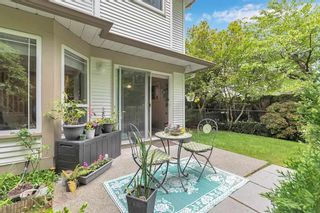 """Photo 31: 124 16233 82ND Avenue in Surrey: Fleetwood Tynehead Townhouse for sale in """"THE ORCHARDS"""" : MLS®# R2583227"""