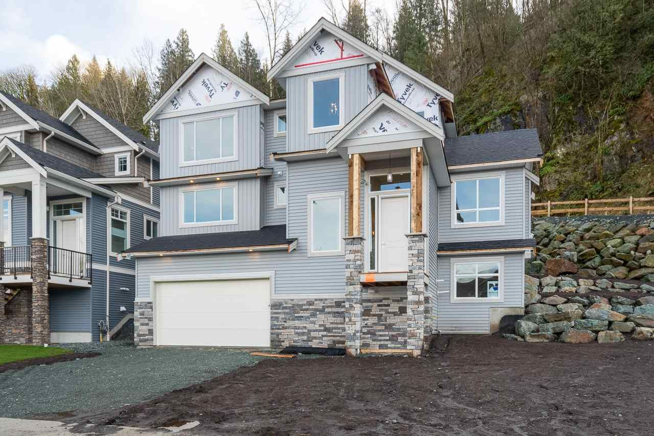Main Photo: 46984 QUARRY ROAD in Chilliwack: Chilliwack N Yale-Well House for sale : MLS®# R2421126