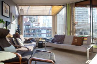 Photo 2: 714 1330 BURRARD Street in Vancouver: Downtown VW Condo for sale (Vancouver West)  : MLS®# R2521659