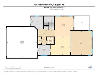 Photo 39: 707 Shawnee Drive SW in Calgary: Shawnee Slopes Detached for sale : MLS®# A1109379
