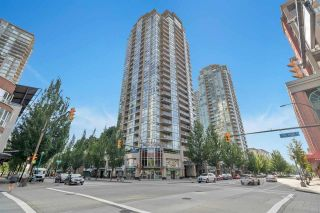 """Photo 1: 2301 2978 GLEN Drive in Coquitlam: North Coquitlam Condo for sale in """"Grand Central One"""" : MLS®# R2514329"""