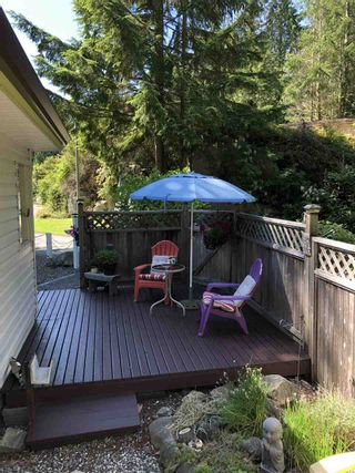 """Photo 21: 45 4116 BROWNING Road in Sechelt: Sechelt District Manufactured Home for sale in """"ROCKLAND WYND"""" (Sunshine Coast)  : MLS®# R2472545"""