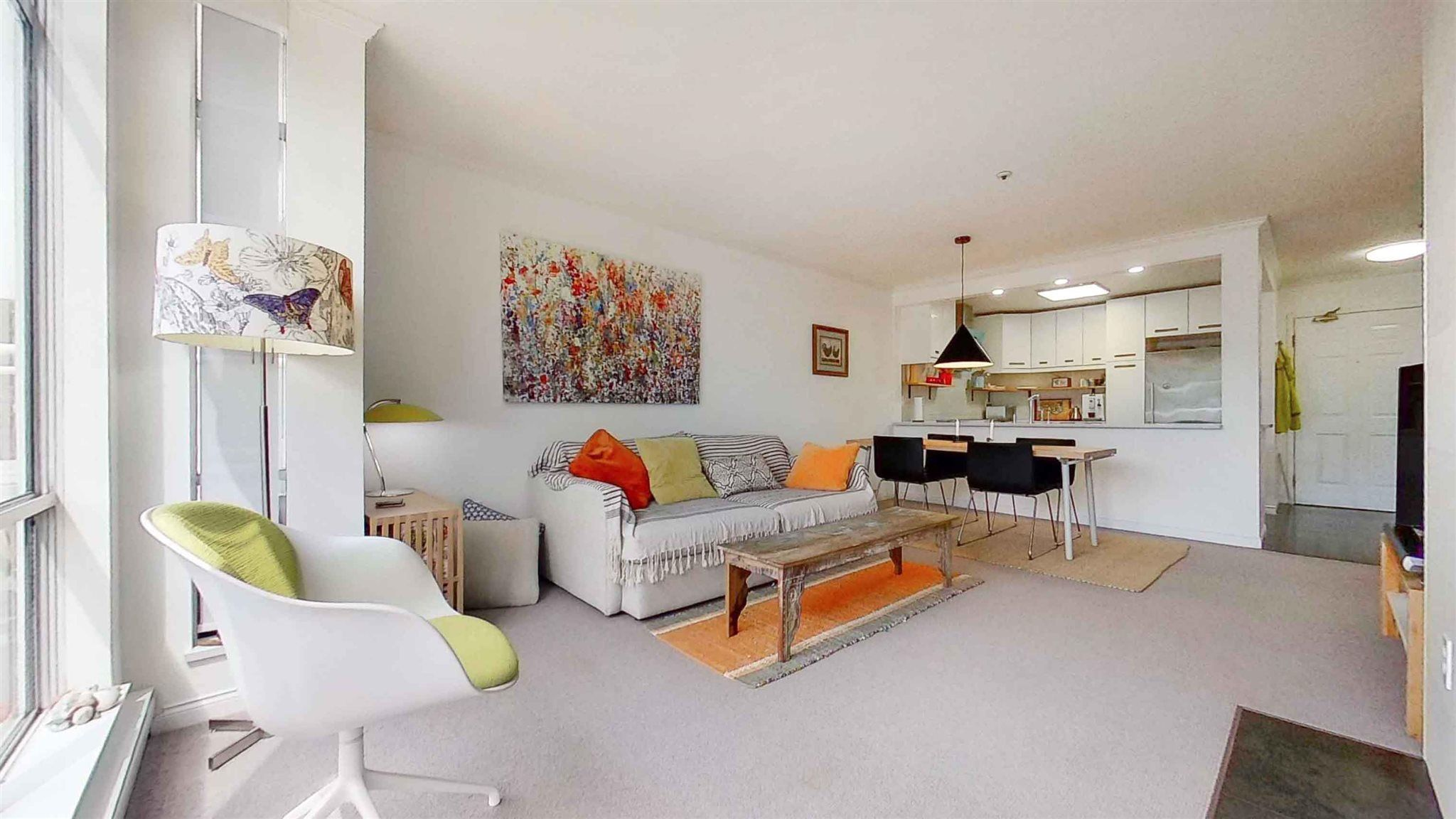 """Main Photo: 408 2288 W 12TH Avenue in Vancouver: Kitsilano Condo for sale in """"CONNAUGHT POINT"""" (Vancouver West)  : MLS®# R2594302"""