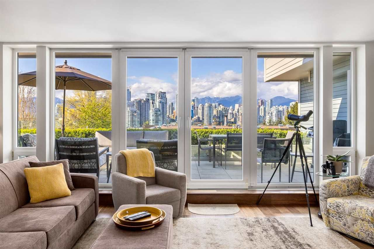 Main Photo: 101 977 W 8TH Avenue in Vancouver: Fairview VW Condo for sale (Vancouver West)  : MLS®# R2572790