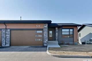 Photo 2: 59 103 Pohorecky Crescent in Saskatoon: Evergreen Residential for sale : MLS®# SK849154