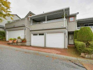 Photo 1: 49 323 GOVERNORS COURT in New Westminster: Fraserview NW Townhouse for sale : MLS®# R2213153