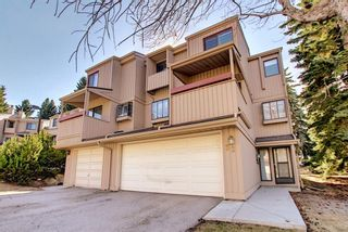 Main Photo: 32 235 Berwick Drive NW in Calgary: Beddington Heights Semi Detached for sale : MLS®# A1095508