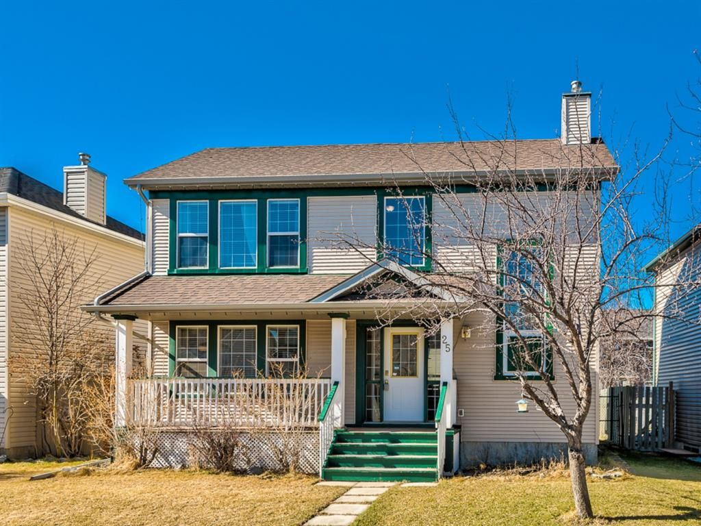 Main Photo: 25 Martha's Haven Manor NE in Calgary: Martindale Detached for sale : MLS®# A1101906