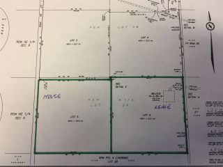 "Main Photo: LOT 6 VALLEY VISTA Road in Fort St. John: Fort St. John - Rural W 100th Land for sale in ""BEATON PARK ROAD"" (Fort St. John (Zone 60))  : MLS®# R2541968"