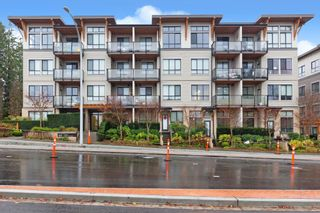"Photo 1: 112 10455 154 Street in Surrey: Guildford Condo for sale in ""G3 RESIDENCES"" (North Surrey)  : MLS®# R2520237"