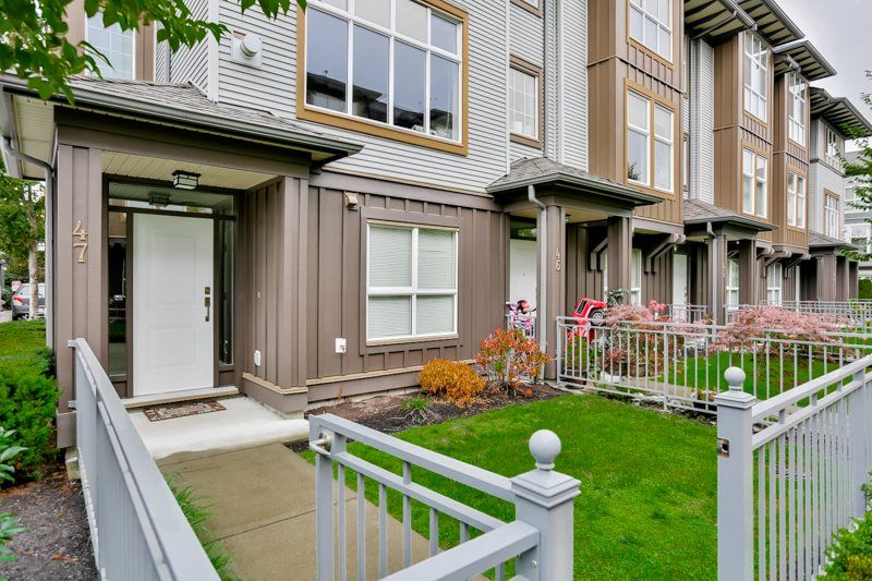 Main Photo: 47 18777 68A Avenue in Surrey: Clayton Townhouse for sale (Cloverdale)  : MLS®# R2003871