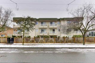 "Main Photo: 307 458 E 43RD Avenue in Vancouver: Fraser VE Condo for sale in ""URANA MEWS"" (Vancouver East)  : MLS®# R2540024"