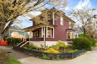 Photo 1: 750 PRINCESS AVENUE in Vancouver: Strathcona House for sale (Vancouver East)  : MLS®# R2564204