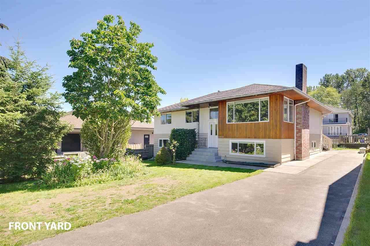 Main Photo: 5958 SPROTT Street in Burnaby: Central BN House for sale (Burnaby North)  : MLS®# R2388771