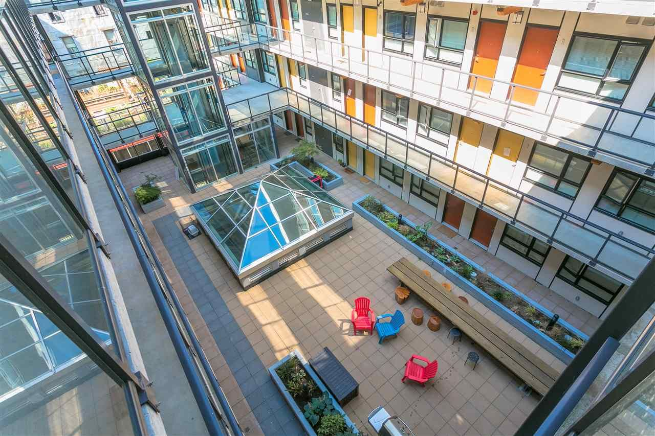 "Main Photo: 511 138 E HASTINGS Street in Vancouver: Downtown VE Condo for sale in ""SEQUEL 138"" (Vancouver East)  : MLS®# R2467004"
