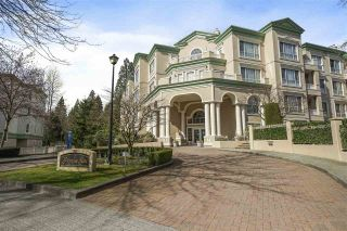 """Photo 1: 317 2985 PRINCESS Crescent in Coquitlam: Canyon Springs Condo for sale in """"PRINCESS GATE"""" : MLS®# R2559840"""