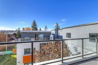 Photo 36: 1 2605 15 Street SW in Calgary: Bankview Row/Townhouse for sale : MLS®# A1060712