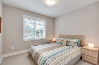 """Photo 17: 119 3333 DEWDNEY TRUNK Road in Port Moody: Port Moody Centre Townhouse for sale in """"CENTRE POINT"""" : MLS®# R2408387"""
