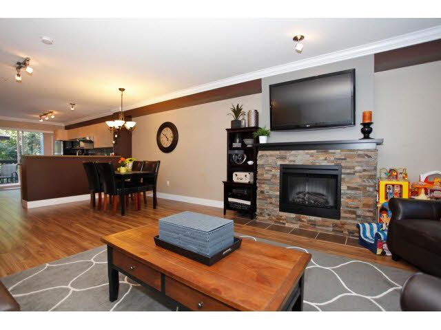 """Photo 7: Photos: 23 6747 203RD Street in Langley: Willoughby Heights Townhouse for sale in """"SAGEBROOK"""" : MLS®# F1421612"""