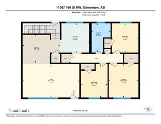 Photo 41: 11007 160 Street in Edmonton: Zone 21 House for sale : MLS®# E4242599