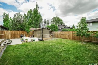 Photo 38: 118 Benesh Crescent in Saskatoon: Silverwood Heights Residential for sale : MLS®# SK864200