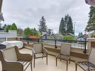 "Photo 10: 229 E QUEENS Road in North Vancouver: Upper Lonsdale Townhouse for sale in ""QUEENS COURT"" : MLS®# R2362718"